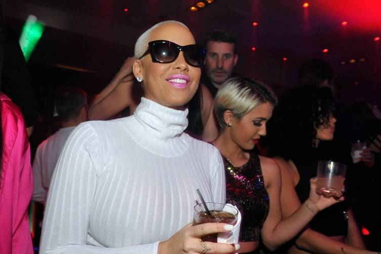 Amber Rose 1 OAK LV 4