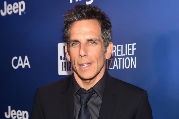 Ben Stiller  at the Help Haiti Home gala