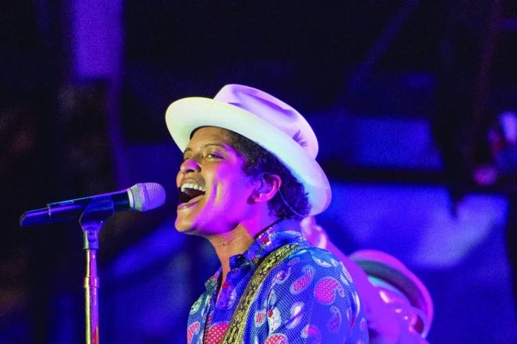 Bruno Mars, Credit Drew Altizer Photography