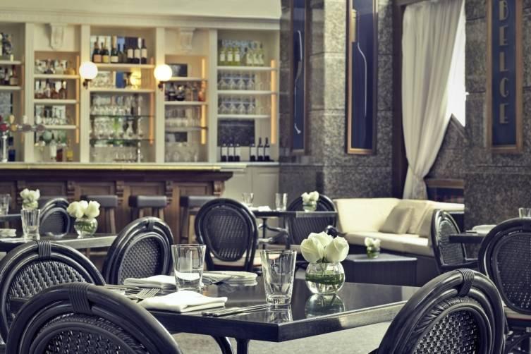 Cafe Belge Terrace