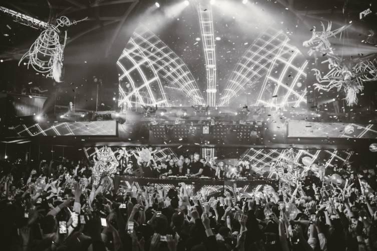 Calvin Harris2_Hakkasan Nightclub_12.31.14