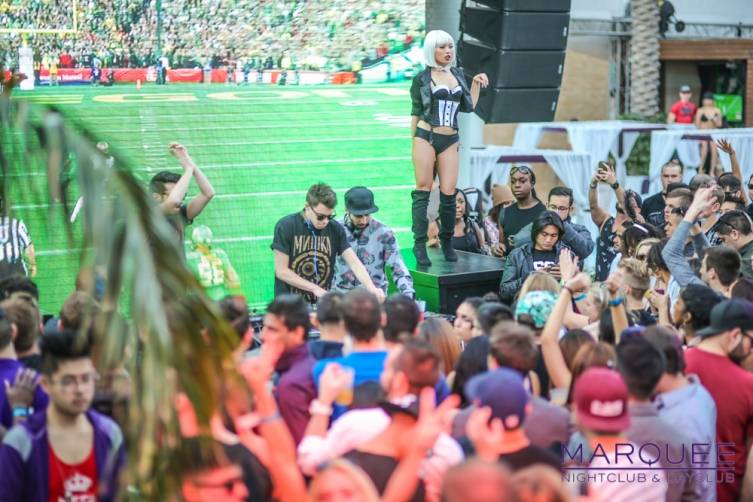 Cash Cash_Marquee Dayclub Dome_New Year's Day 2015
