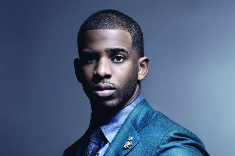 Chris Paul, credit Taj Stansberry
