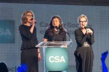 Christine Baranski, Tracy Ullman and Meryl Streep
