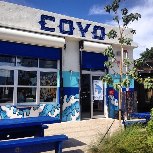 Coyo Taco Wynwood