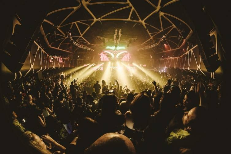 Crowd2_Hakkasan Nightclub_1.1.15