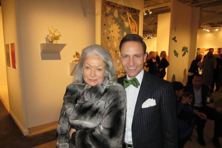 Denise Hale and Ken Fulk