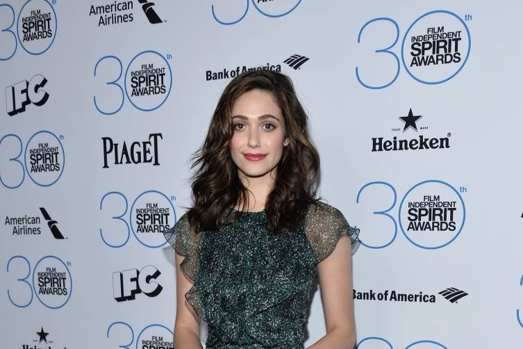 Emmy Rossum attends the  Film Independent Spirit Awards Filmmaker Grant and Nominee Brunch