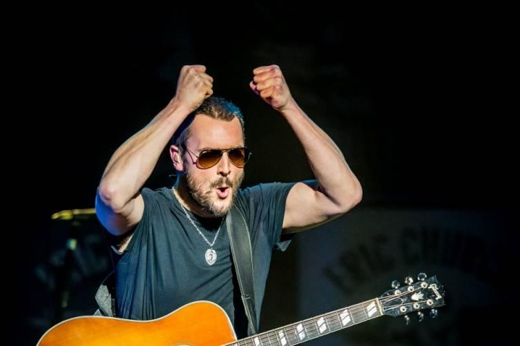 Eric Church performs at The Chelsea inside The Cosmopolitan_Jan 16_Kabik_10