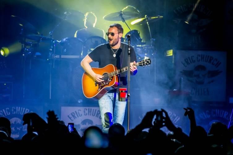 Eric Church performs at The Chelsea inside The Cosmopolitan_Jan 16_Kabik_3