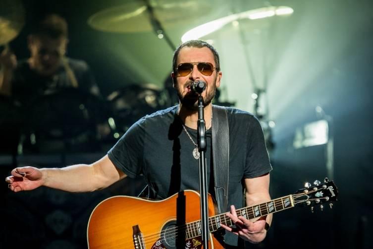 Eric Church performs at The Chelsea inside The Cosmopolitan_Jan 16_Kabik_9