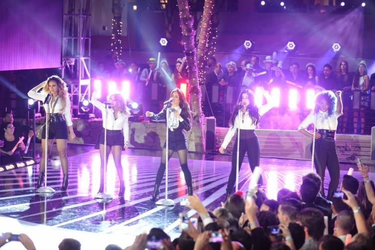 Fifth Harmony by World Red Eye