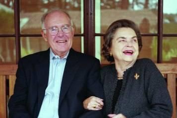 Gordon and Betty Moore, credit Susanna Frohman San Jose Mercury News (1)