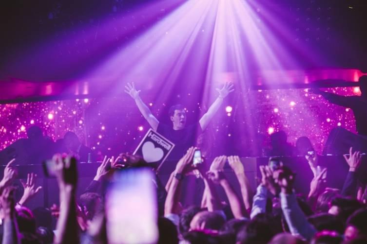 Hardwell3_Hakkasan Nightclub_12.30.14