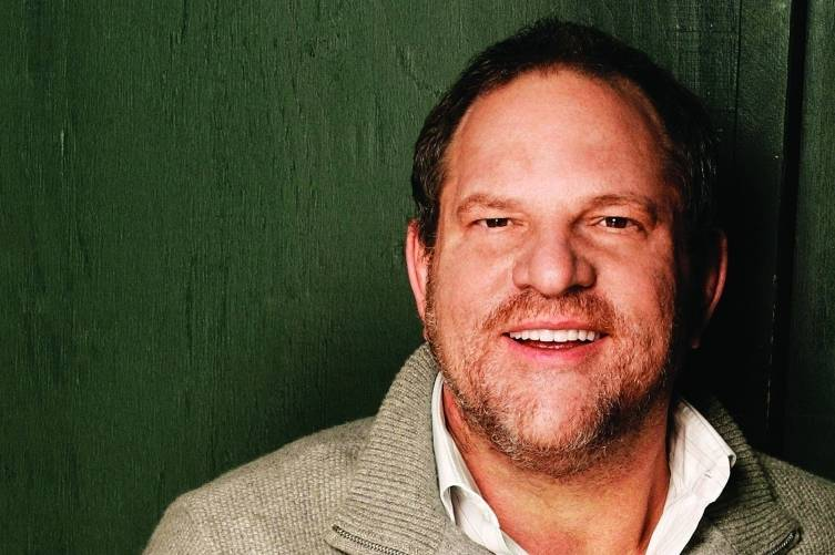 Harvey Weinstein, credit The Weinstein Company