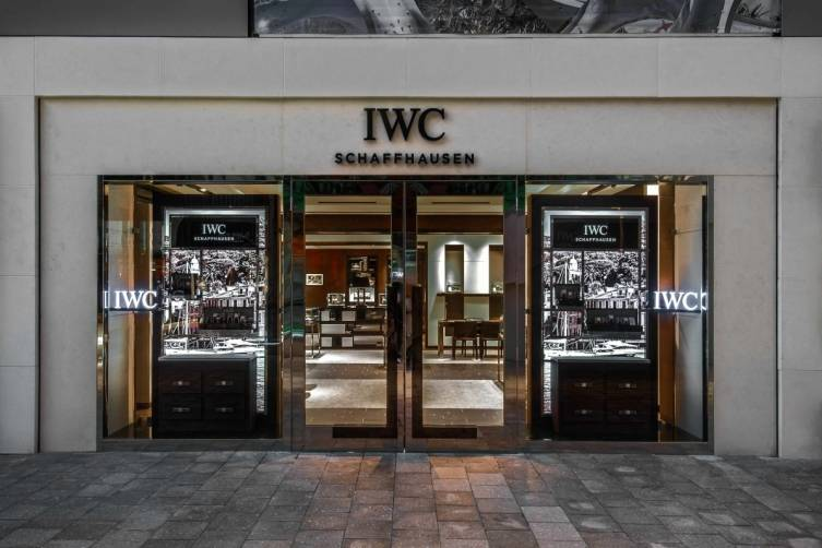 IWC Design District Store