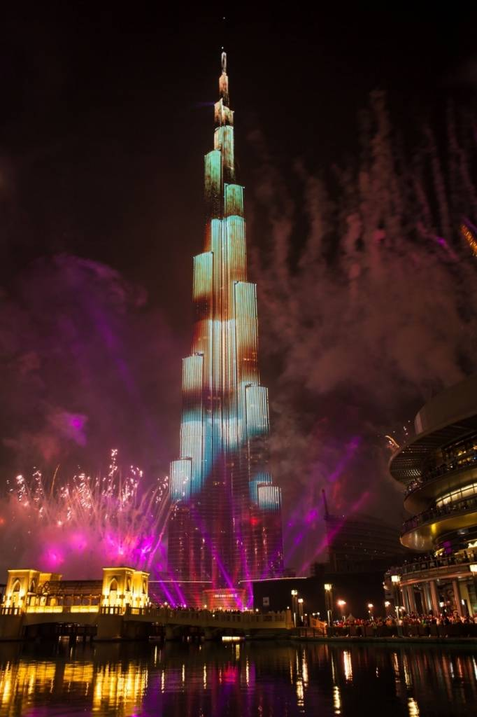 Image 2 - Downtown Dubai New Year's Eve Gala 2015