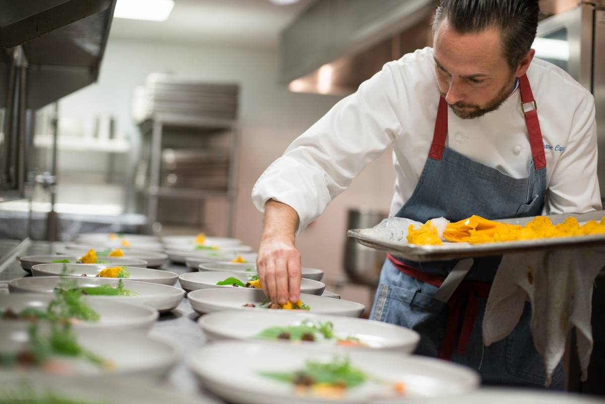 Chef Stephane Caporal: Fisher Island's Secret Culinary Weapon
