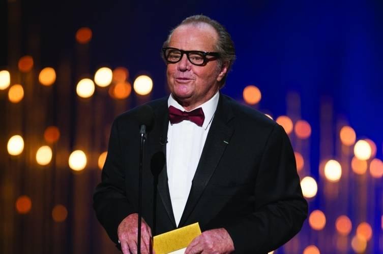 Jack Nicholson, credit Michael Yada : ©A.M.P.A.S.