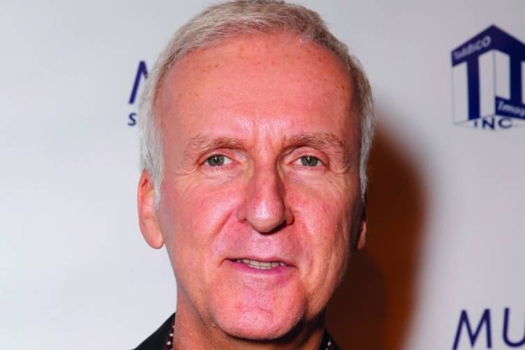 James Cameron, Todd Williamson:Invision for Dada Films:AP Images