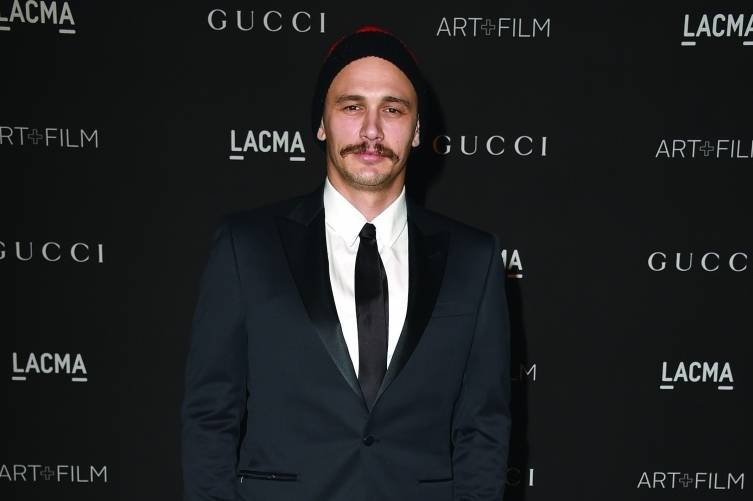 James Franco, Getty Images for LACMA