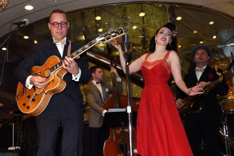 Jennifer Keith Quintet at The Chandelier at The Cosmopolitan of Las Vegas_NYE_Miller_1