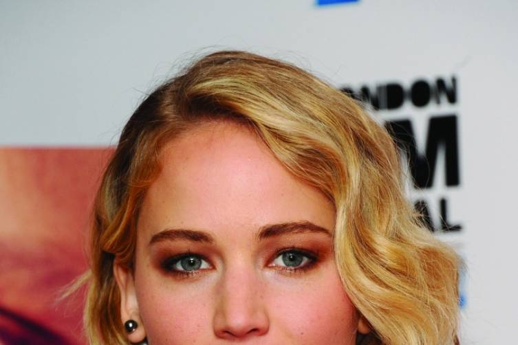 Jennifer Lawrence, Getty Images, Serena premiere
