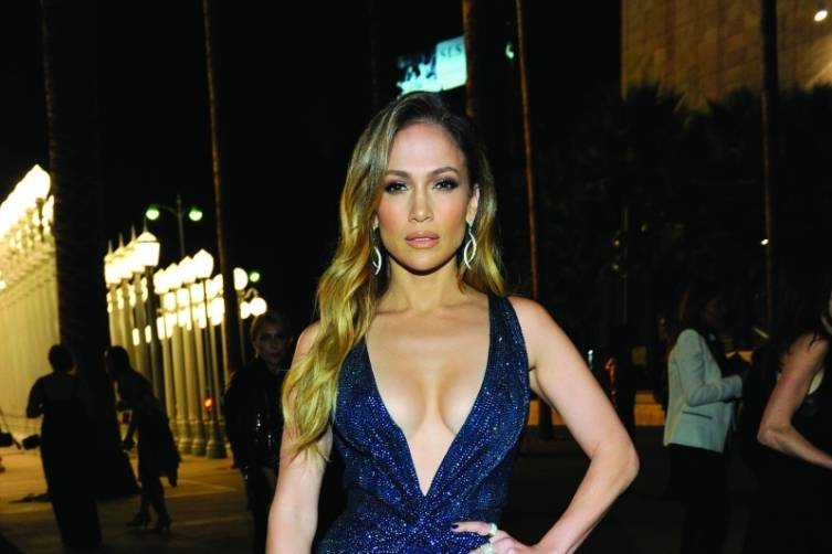 Jennifer Lopez, Getty Images for LACMA