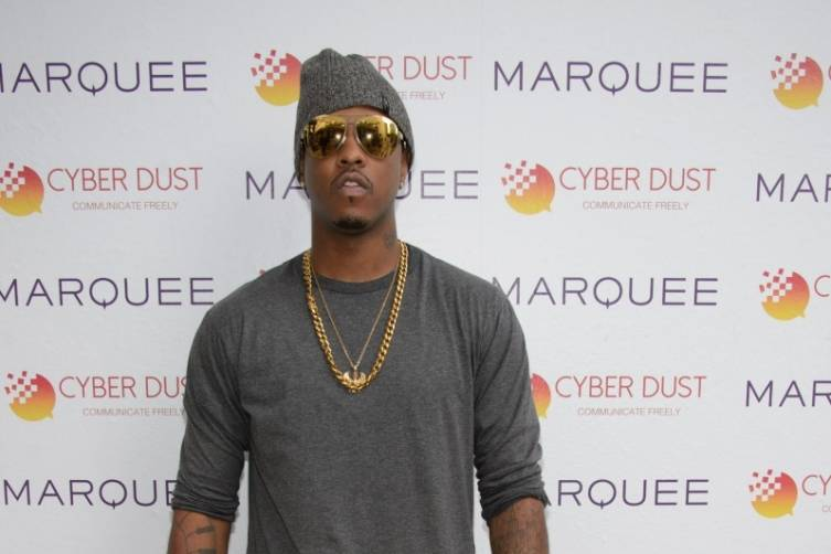 Jeremih_Marquee Dayclub Dome