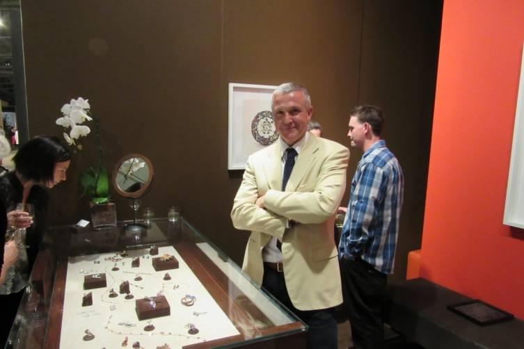 Jeweller James de Givenchy