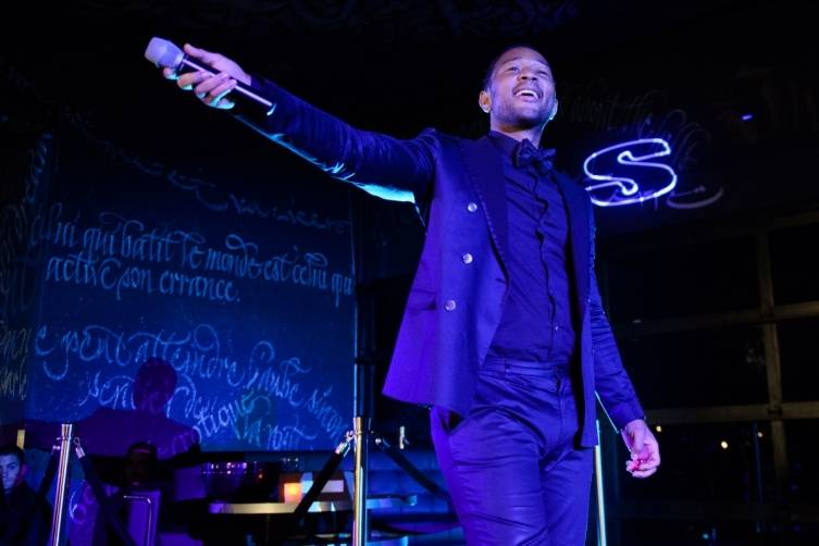 John Legend performs at Foxtail. Photos: Powers Imagery