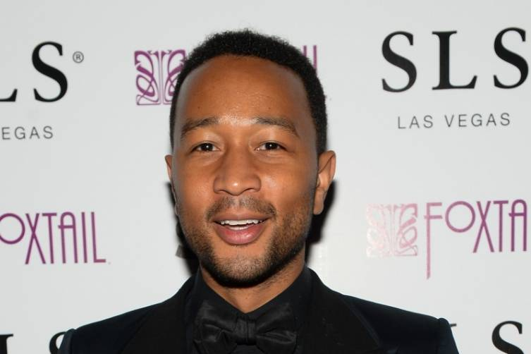 John Legend at Foxtail Nightclub