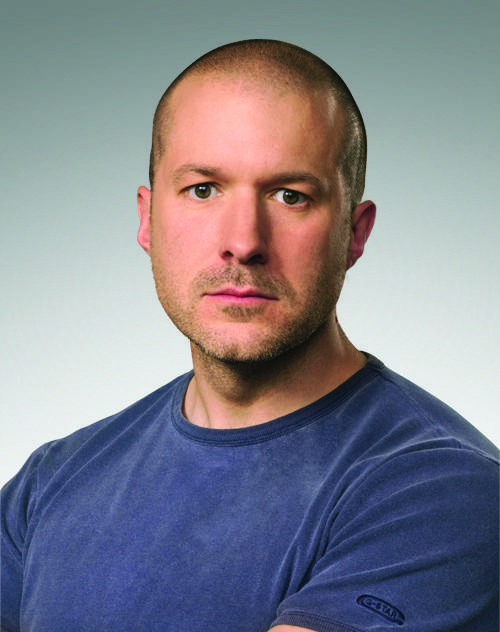 Jonathan Ive, credit Apple Inc. (credit must appear next to photo)
