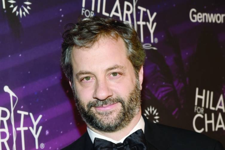 Judd Apatow, credit Getty Images for Hilarity for Charity