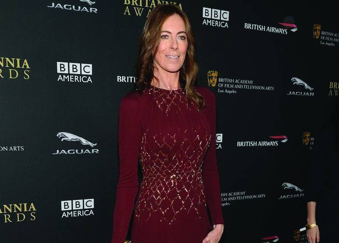 Kathryn Bigelow, credit BAFTA: Michael Kovak