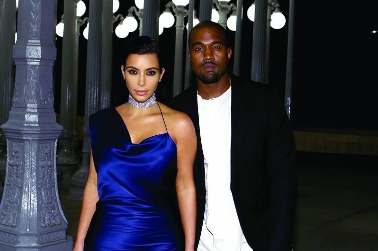 Kim Kardashian And Kanye West Welcomed Their Third Child