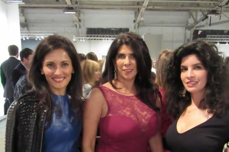 Komal Shah, Sujata Pherwani and Veronica Rivas-Tramontozzi