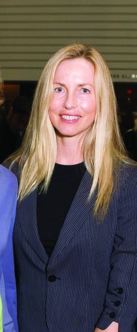 Laurene Powell Jobs (Greg, please crop - Laurene is on the right), credit Drew Altizer Photography