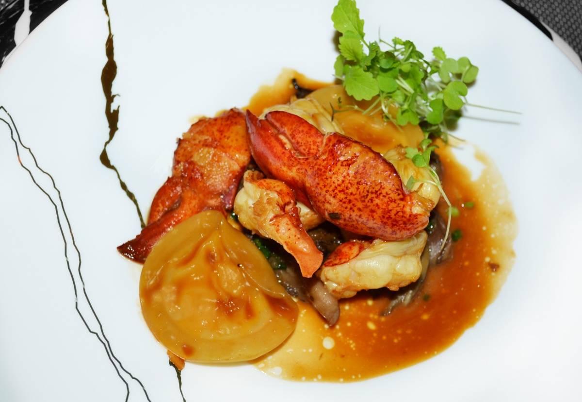Lobster Stew - Champlain - K. Tablang