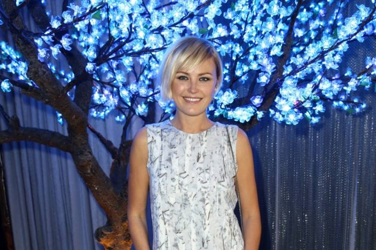 Malin Akerman at Kari Feinstein Style Lounge