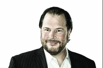 Marc Benioff, photo by Dan Escobar