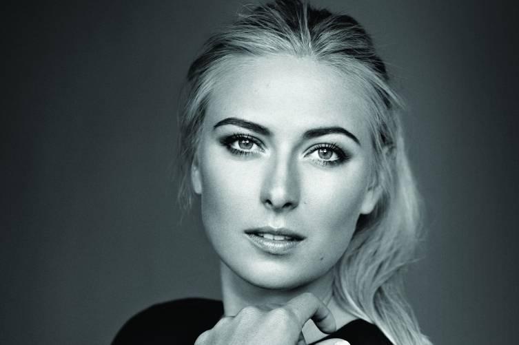 Maria Sharapova, credit Tag Heuer