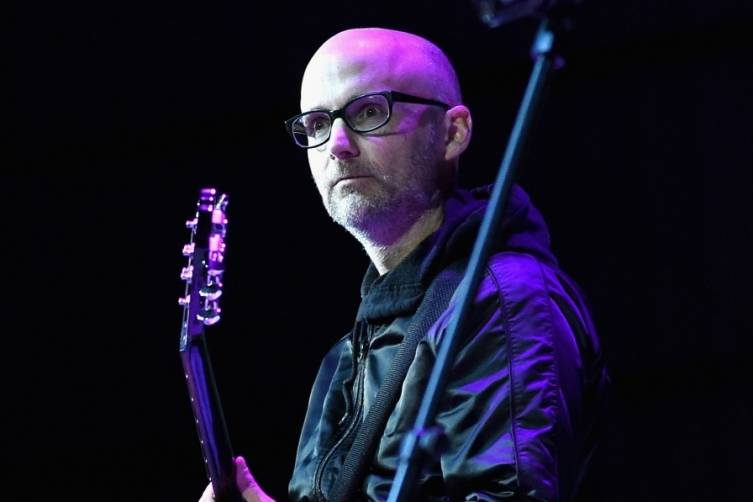 Moby at the Art of Elysium Heaven Gala