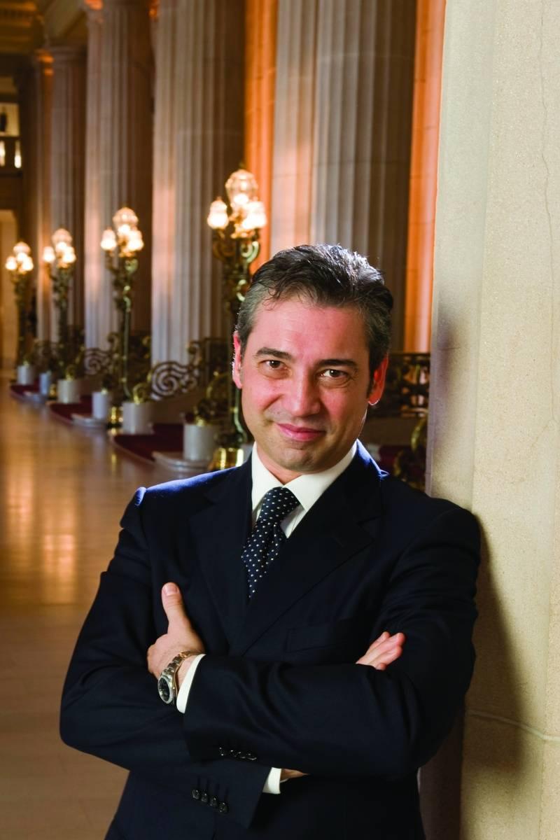 Nicola Luisotti, credit Terrence McCarthy