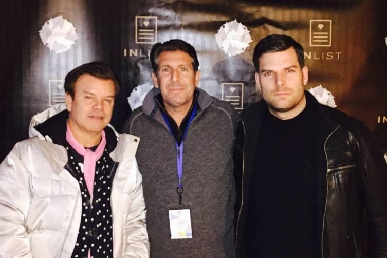 Paul Oakenfold, Michael Capponi, Gideon Kimbrell