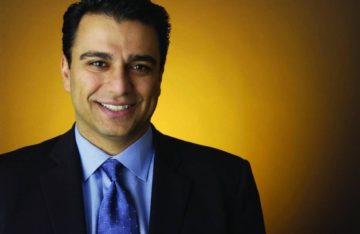 Omid Kordestani, credit Google
