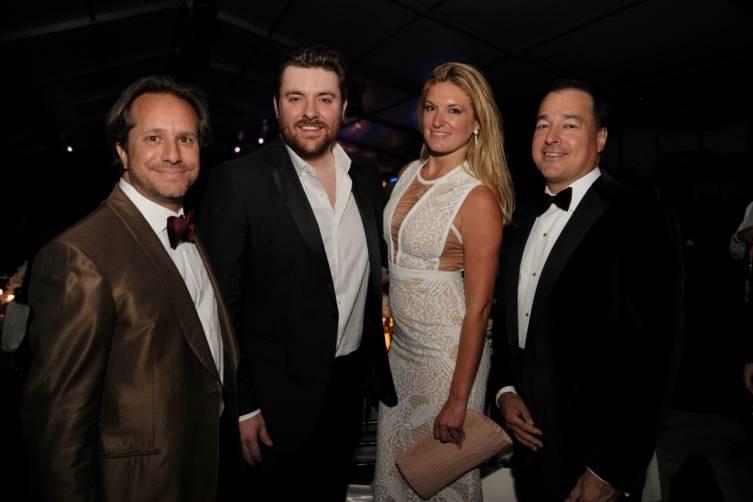 Paul Lehr, Chris Young, Sarah Arison, & Facundo L. Bacardi_WorldRedEye