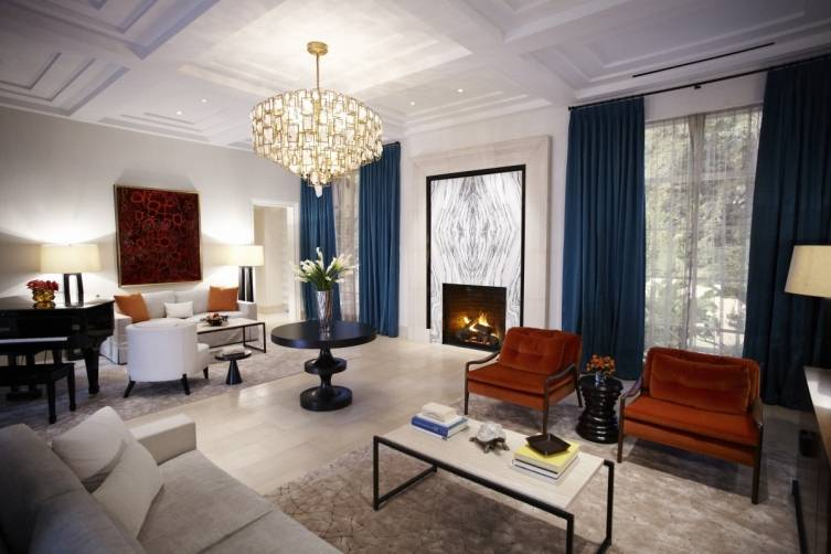 The 5 most expensive hotel suites in los angeles for Best boutique hotels in la
