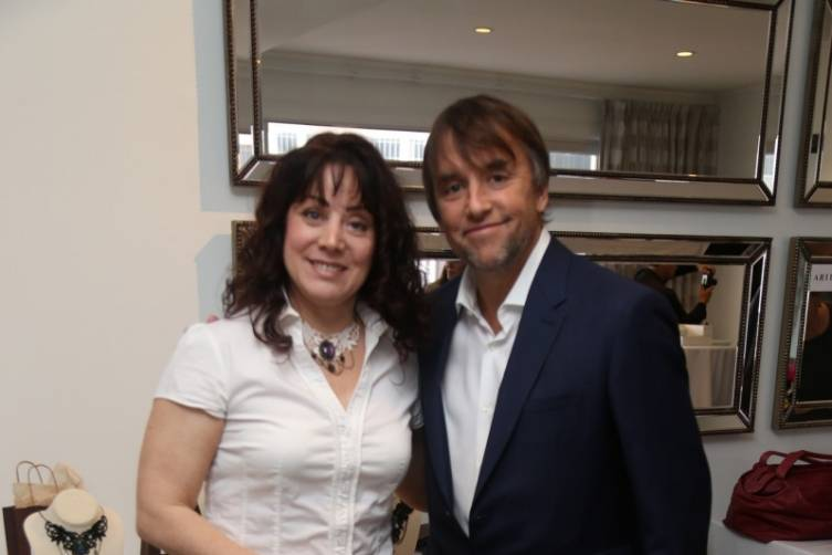 Richard Linklater at the DPA Gifting Suite