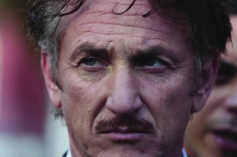 Sean Penn (no credit needed)